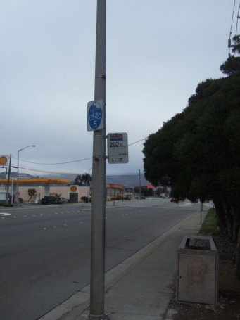 Trajet aroport / San Francisco
